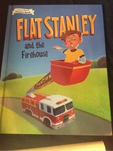 Flat Stanley book in Warner Robins, Georgia