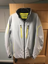 obermeyer ski jacket with built in recco system   no hood in Fort Benning, Georgia