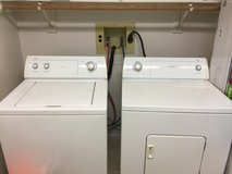 Washer and Electric Dryer in Las Vegas, Nevada