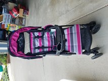 Free: Stroller, Baby tub, clothes, toys in Camp Pendleton, California