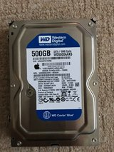 WD Western Digital Blue WD5000AAKS 500GB Hard drive in Lakenheath, UK
