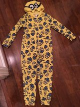 Minion Onesie Pajamas [8] in Beaufort, South Carolina