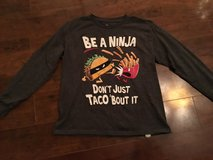 Boy's Ninja Shirt in Beaufort, South Carolina