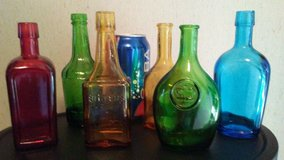 Vintage Wheaton NJ Bottles in Fort Campbell, Kentucky