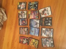 Game cube games (variety) in St. Charles, Illinois