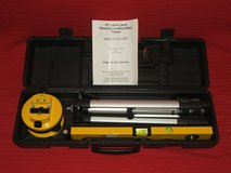 Laser Level Rotating / Tripod New by Urban Gorilla Tools in Naperville, Illinois