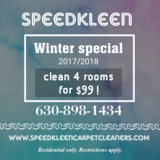 carpet cleaning winter deal in Bolingbrook, Illinois