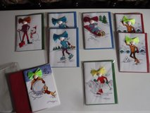 8 New Winter Greeting Cards - Girl w/fuzzy hair (3-dimensional) - Blank Inside in Bolingbrook, Illinois