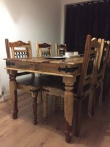 Table and 6 x chairs (excellent condition) in Lakenheath, UK