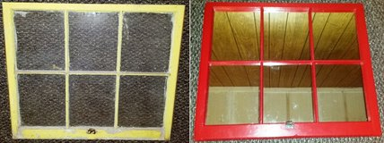 Refurbished Window in Fort Polk, Louisiana