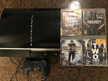 PS3 with Games and Controller in Fort Benning, Georgia