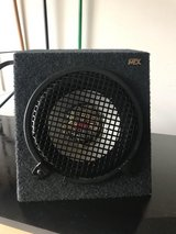 MTX Speaker in Travis AFB, California