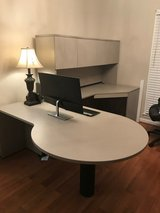 5 Piece Office Furniture Set in Fort Campbell, Kentucky