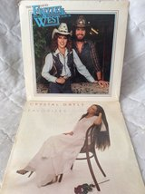 Record/LPs: Crystal Gayle & Frizzel West in Warner Robins, Georgia