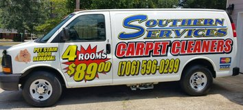 CARPETS NEED CLEANED ? in Fort Benning, Georgia