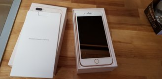 Brand new iPhone 8+ 256 gig in Fort Carson, Colorado