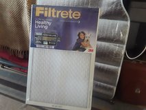3M Filtrete Allergan Healthy 20X30X1 INCH FILTERS (6 Available) in Schaumburg, Illinois