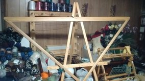 6' and 3' Triangle Loom in Fort Campbell, Kentucky