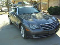 2004 MERCEDES  CHRYSLER CROSSFIRE CPE LOW MILES CLEAN TITLE in Fort Bliss, Texas