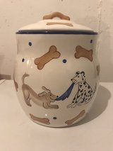 Dog treat jar in St. Charles, Illinois