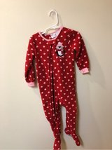 Sz 2T - koalakids fleece footed penguin pjs in Okinawa, Japan