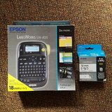 LabelWorks LW-400 Epson Label Maker With Bonus in Okinawa, Japan