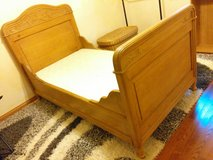 Antique German youth bed in Cleveland, Ohio