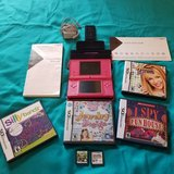 Nintendo DS / Case, Cord & Games (Great Condition) Works Well in Camp Lejeune, North Carolina