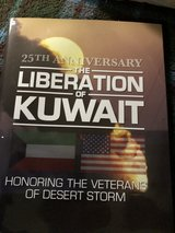 25th Anniversary The Liberation of Kuwait in Fort Knox, Kentucky