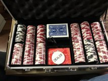 300 Poker Chips with 3 decks of cards and Case in Fort Knox, Kentucky