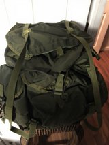Ruck Sack in Fort Knox, Kentucky