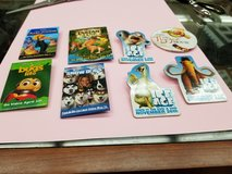 Movie pins in Yucca Valley, California