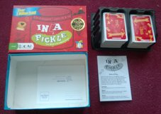 In a Pickle The What's in a Word card game ages 10+ 2-6 players in Lockport, Illinois