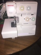 Janome Serger in Spring, Texas