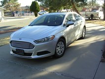 2013 Ford Fusion Low Miles Clean Title in El Paso, Texas
