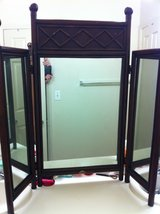 Tri-Fold Vanity Mirror in Camp Pendleton, California