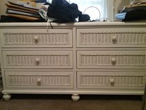 Bedroom dresser and armoire in Beaufort, South Carolina