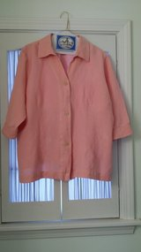 3/4 length sleeve - 18/20 Avenue Pink Blouse in Glendale Heights, Illinois