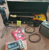 Washburn electric guitar, Amp, Pedal, etc. in Camp Pendleton, California