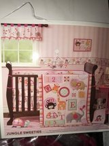 Baby crib set in Fort Bliss, Texas