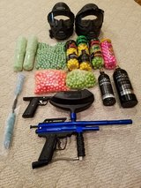 Paintball gun and accessories in Orland Park, Illinois