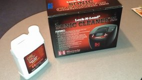 Hornady Sonic Brass Shell Cleaner 2L w/Solution in Lawton, Oklahoma