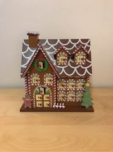 Advent Gingerbread House in Lakenheath, UK