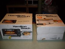 crockpot and toaster oven new in Fort Knox, Kentucky