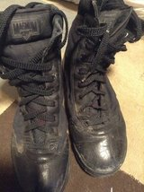 Hi-Tec Black Boots (Womens Sz 7) in Ramstein, Germany