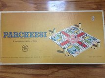 Parcheesi Vintage Board Game in Westmont, Illinois