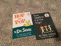 Dr. Seuss books in Kingwood, Texas