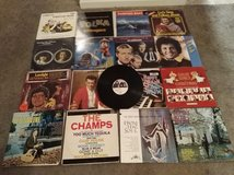Assorted Records in Fort Campbell, Kentucky