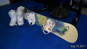 Complete Snowboard with Binding AND Boots in Ramstein, Germany