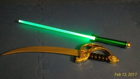 Pirate Sword and LightSaber Like in Ramstein, Germany